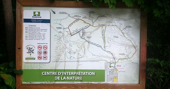 Centre d'interprétation de la nature de Boisbriand